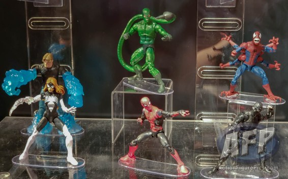 Toy Fair 2019 - Hasbro Marvel Legends Spider-Man wave 2 (1 of 18)