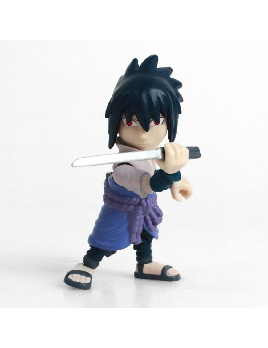 Naruto Shippuden Action Vinyl Figure Sasuke Uchiha 8 Cm Mondo Action Figure