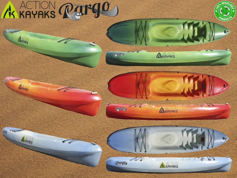 Pargo- Action Kayaks Single