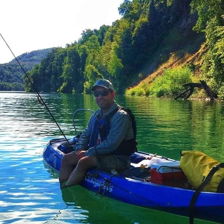 Kayaking, kayaks, kayaks pesca