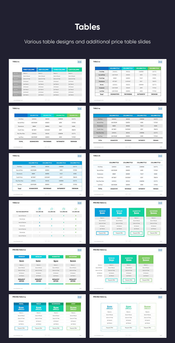Business PowerPoint Presentation Template - 13