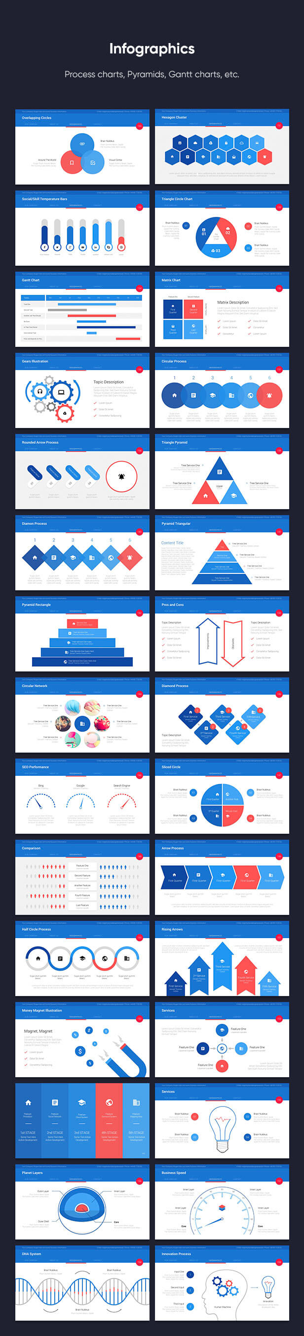 Material PowerPoint Presentation Template - 13