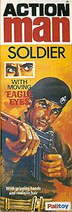 Action Man eagle eyes box