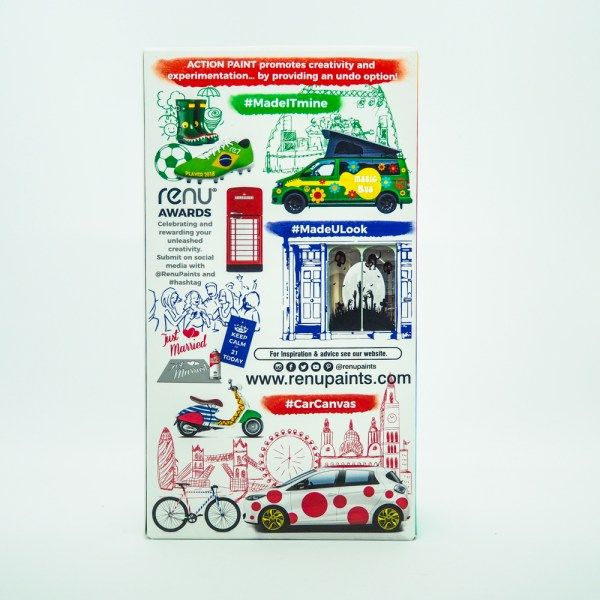 Action Paint Set - Box 2
