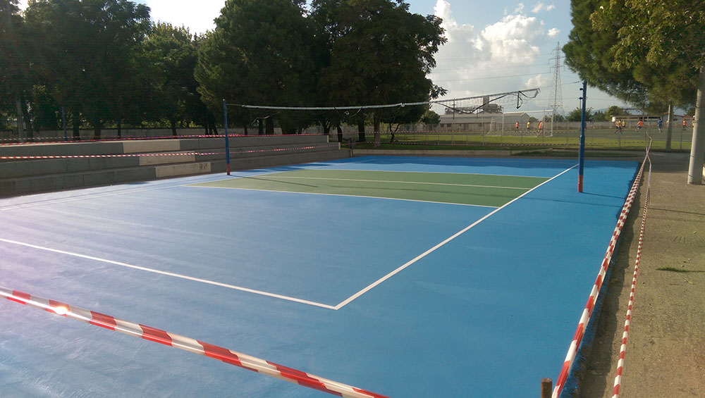 Upgrade of the sports facilities in the Athletic Center of Agrinio