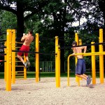The outdoor gyms antidote to pandemic