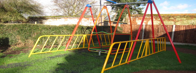 Wheelchair Accessible Playgrounds