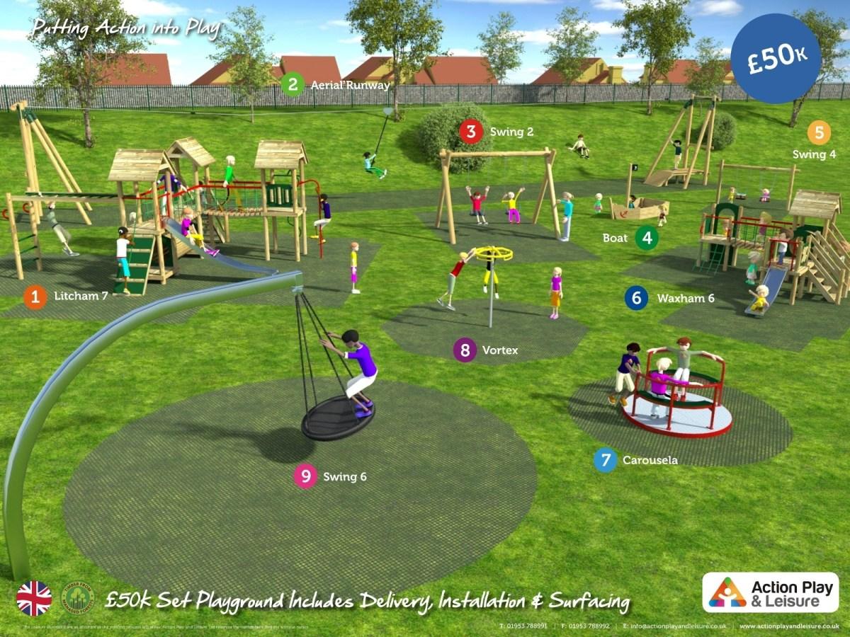 £50,000-ready-designed-playground