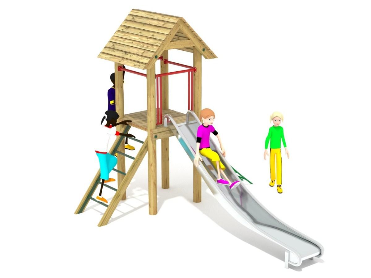 Beauchamp 11 Play Tower