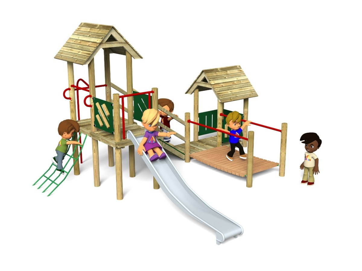 Beauchamp 4 Play Tower