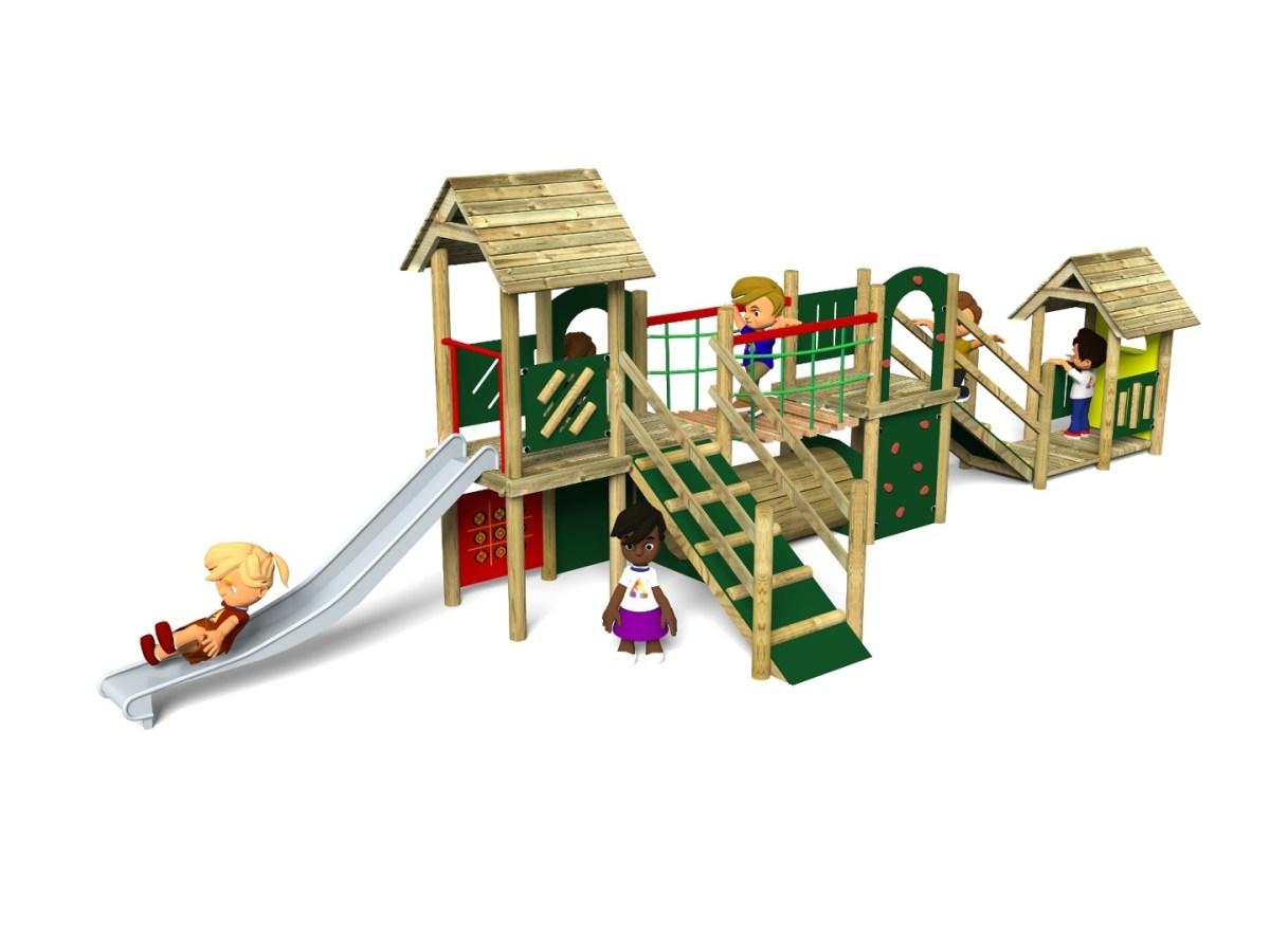 Beauchamp 7 Play Tower
