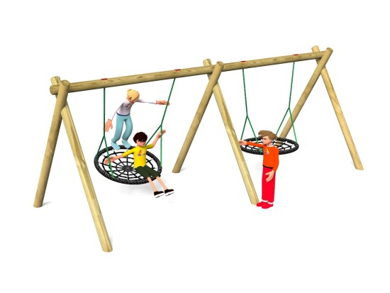 Double Nest Swing 7