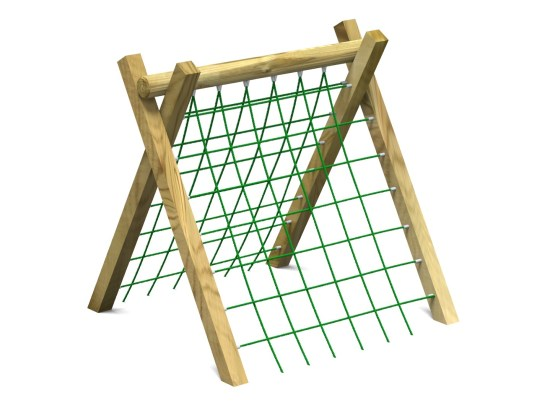 Inclined Climber with 2 Nets