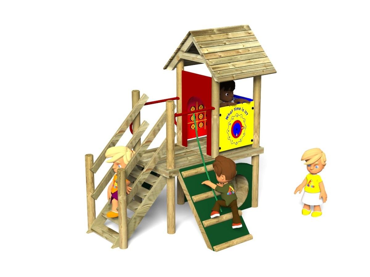 Waxham 10 Play Tower