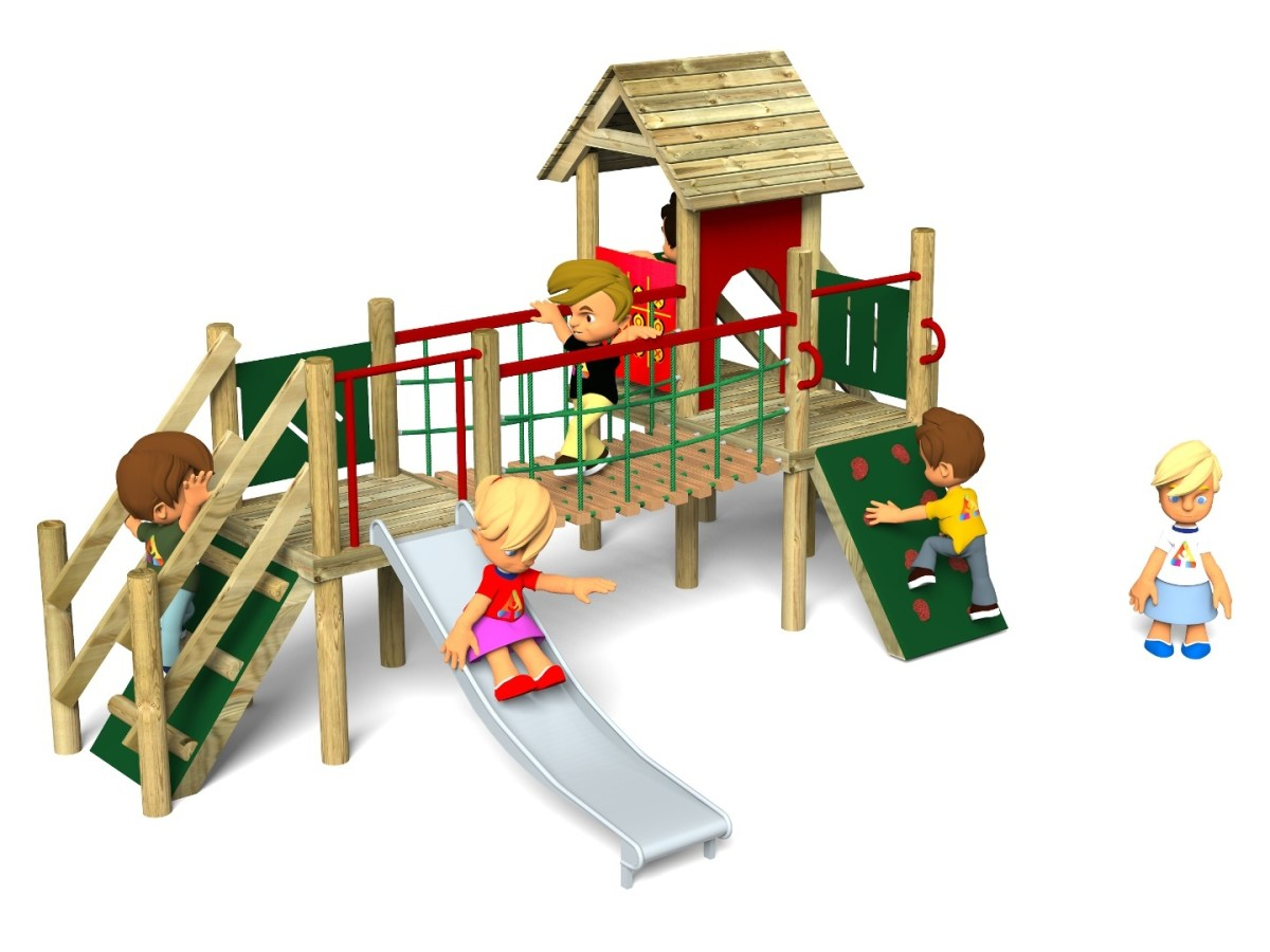 Waxham 3 Play Tower