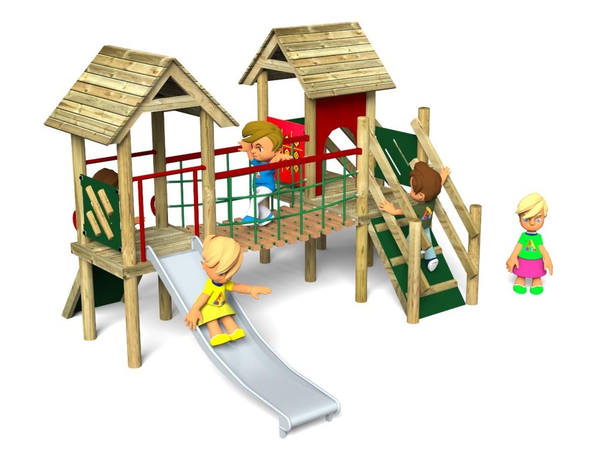 Waxham 5 Play Tower