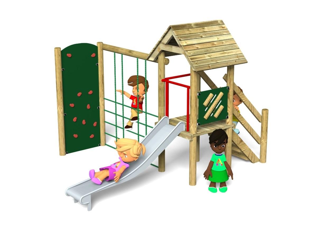 Waxham 9 Play Tower
