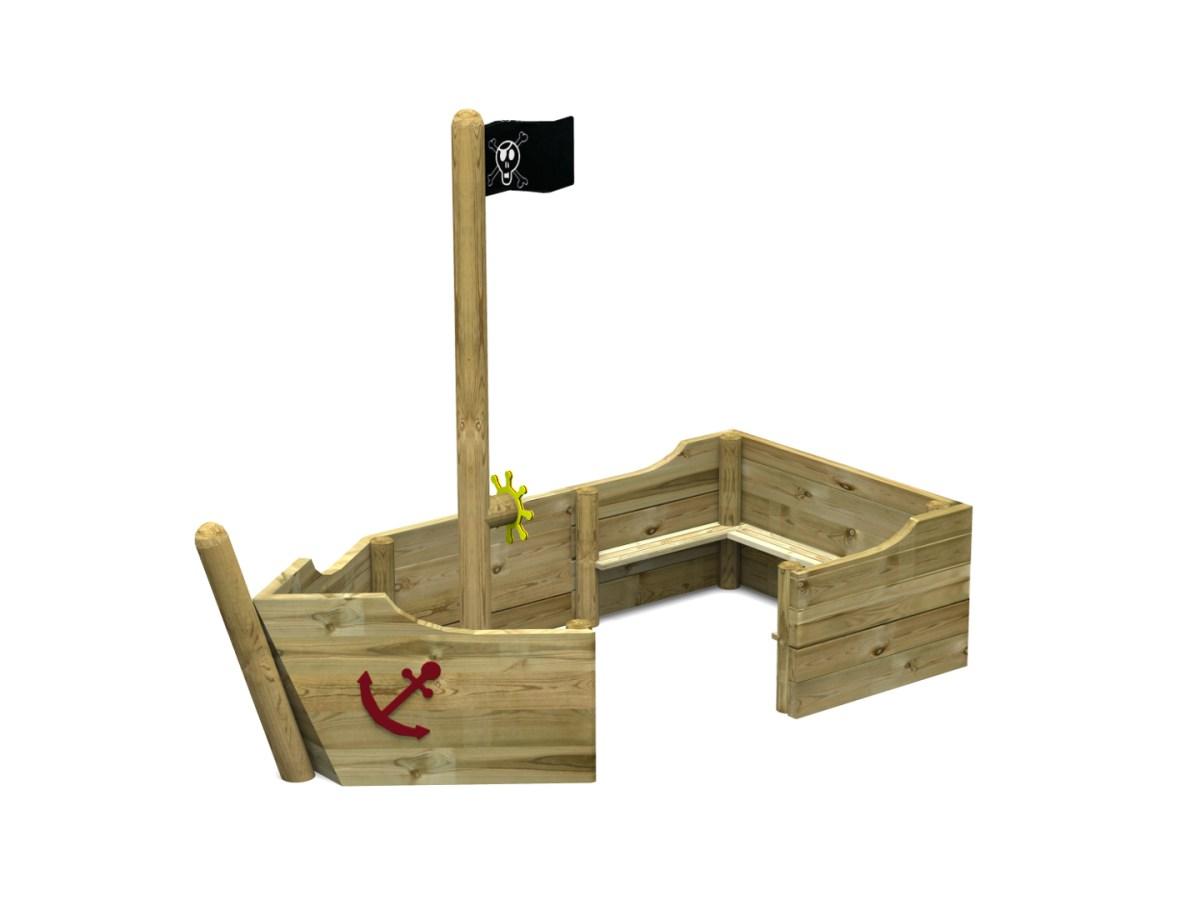 Woodbridge Play Boat