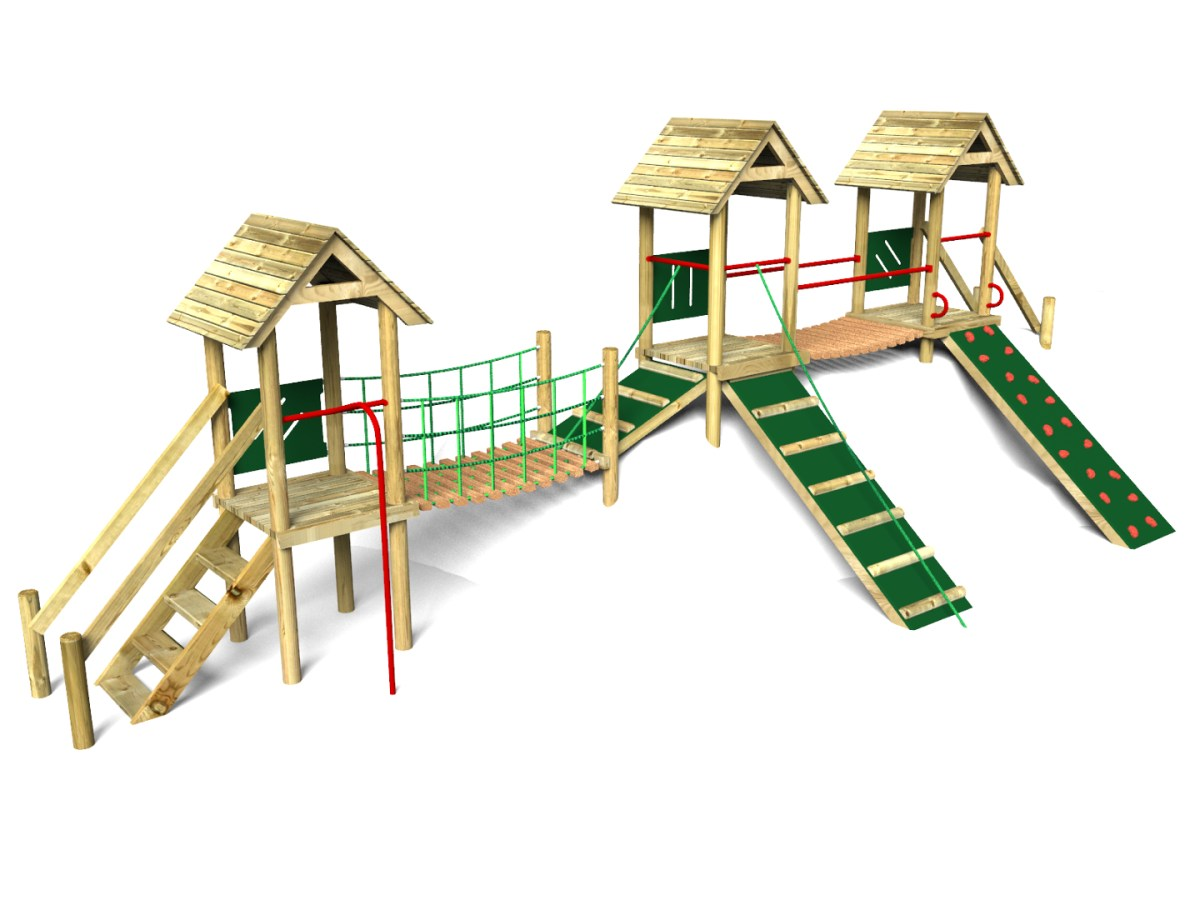 Great Waltham Play Tower