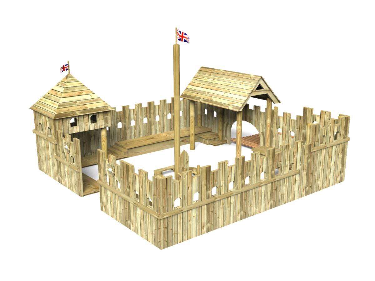 Heacham Fort