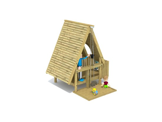 Large Play Hut