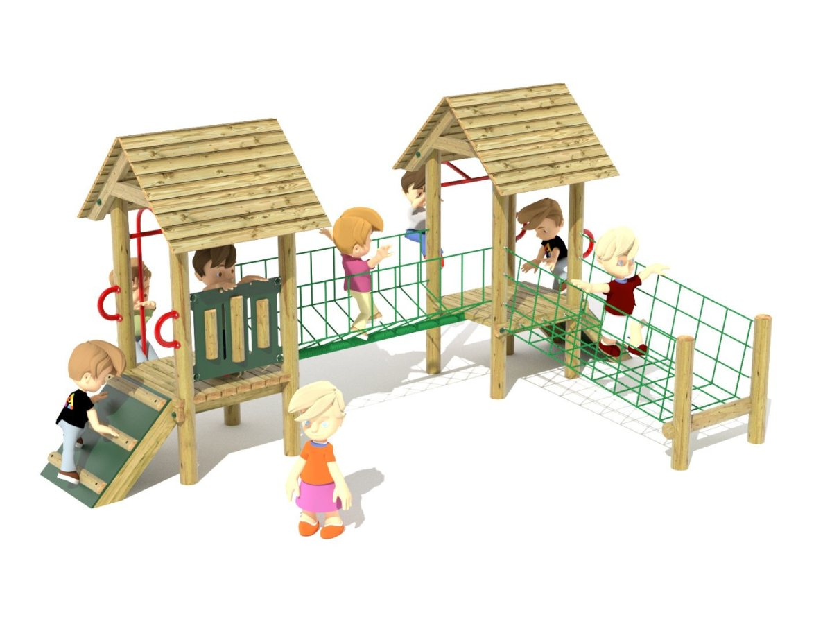 Waxham 16 Toddler Play Tower