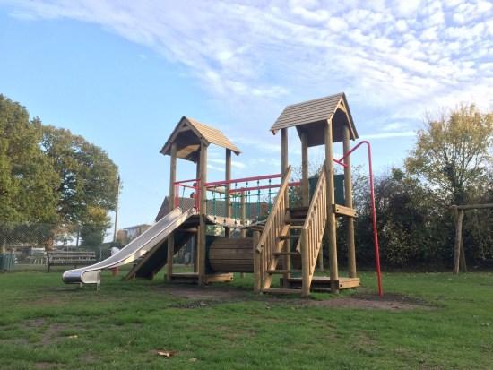 Litcham 2 play tower