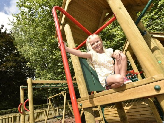 Climbing Frames and Play Towers featured image