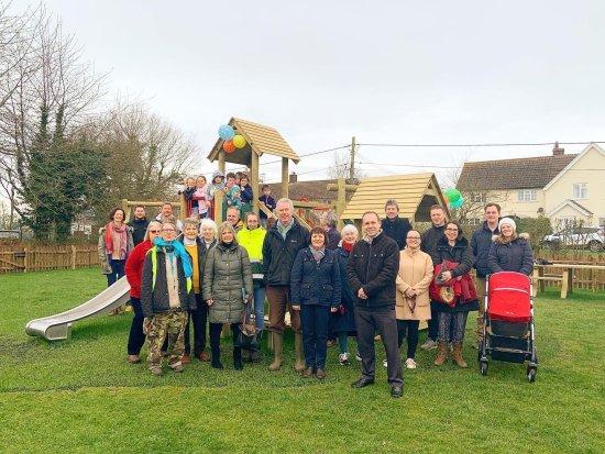 Assington Playground