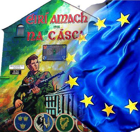 Affiche Irlande UE 2