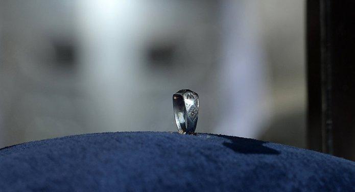 anneau de Jeanne d'arc
