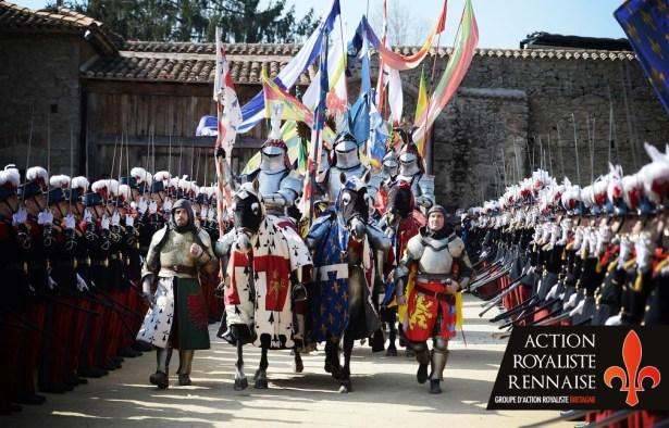 Saint-Cyriens et chevaliers
