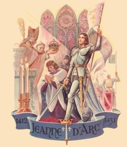 Célébrons Jeanne d'Arc !