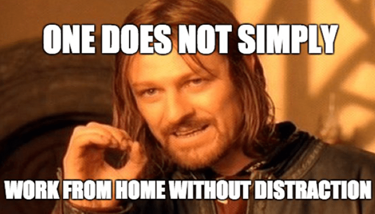 18 Hilarious Work From Home Memes 2020