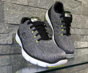 Adidasi Skechers Flex Advantage 52957-GYBK