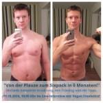 Interview mit Vegan Freeletics - Sonntag, 19.10.2014 ab 10:00 Uhr
