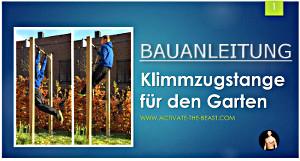 Klimmzugstange für den Garten - www.activate-the-beast.com 300x161