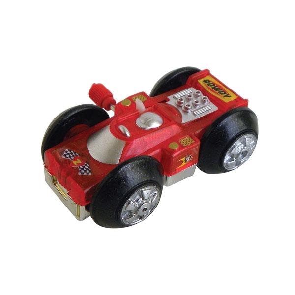 WindUps: Rowdy Turn Over Car