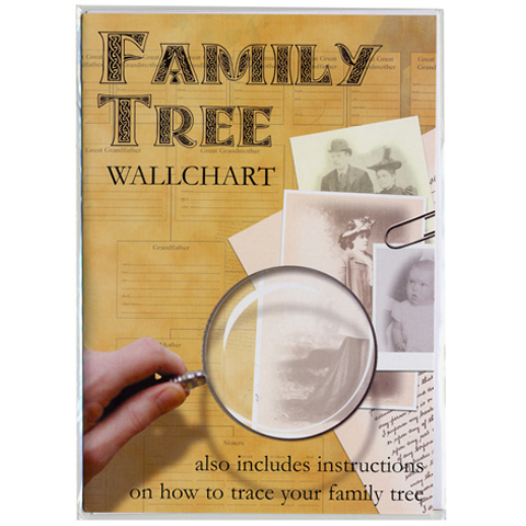 Family Tree Wall Chart