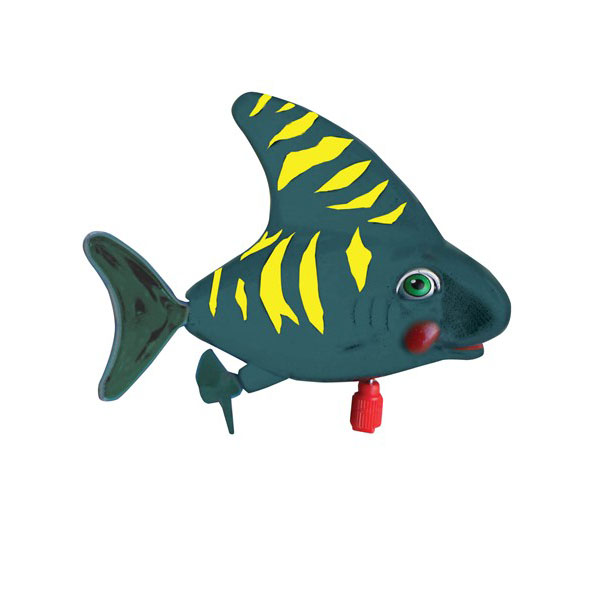 WindUps: Seymour Tiger Shark