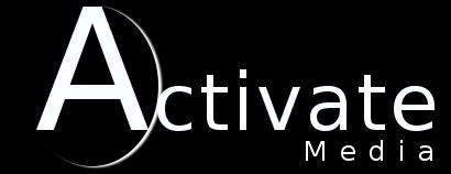 new black activate logo