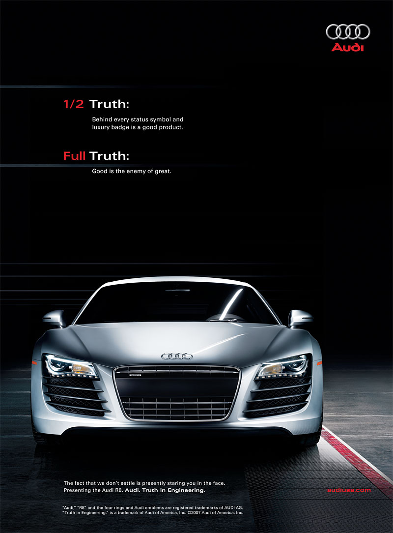 Ads fro audi