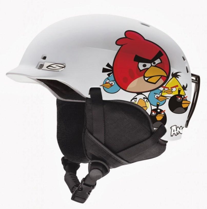 best kids ski helmets 2015 angry birds