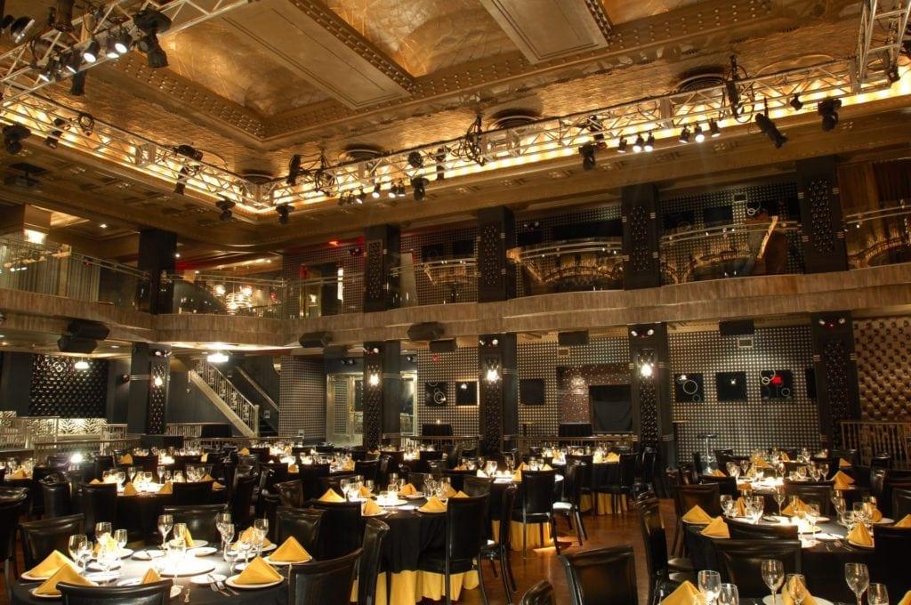 Hotel Edison Restaurant Picture