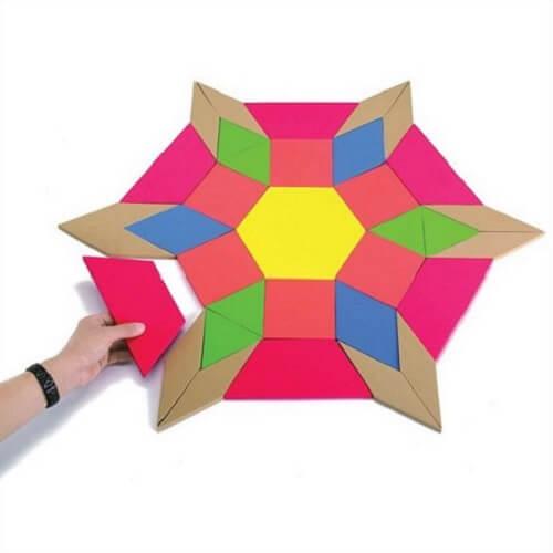 giant patterning blocks