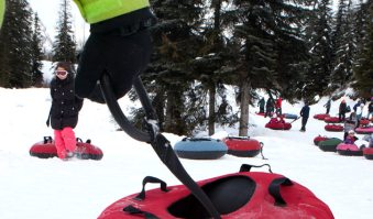 where to go sledding near seattle