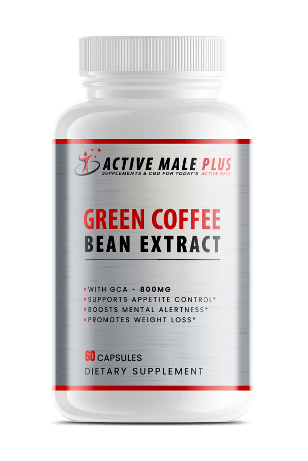 Green Coffee Bean w/GCA -800mg
