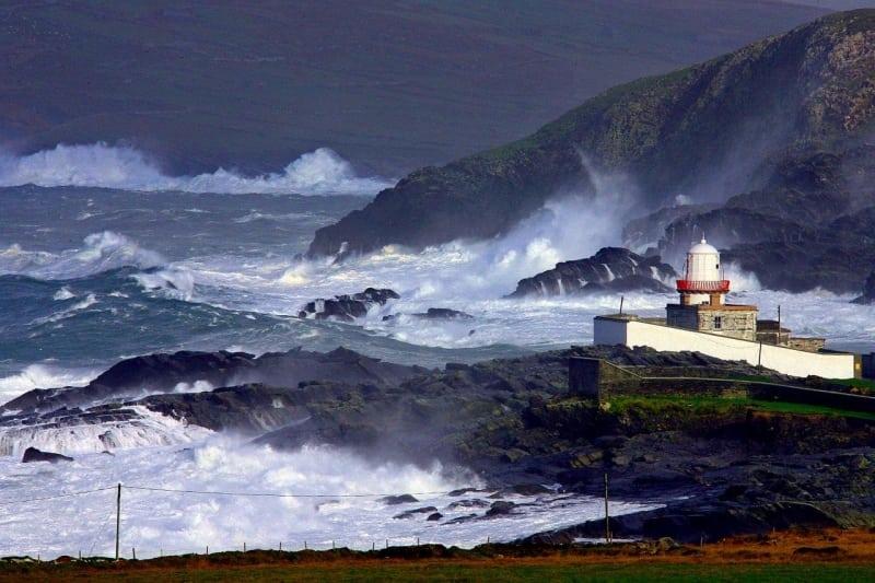 Driving Coast Atlantic