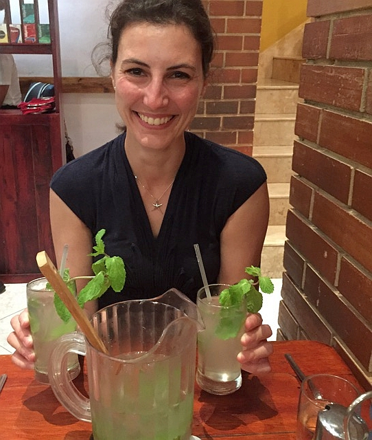 Who needs food when you can get a pitcher of mojitos for $7!