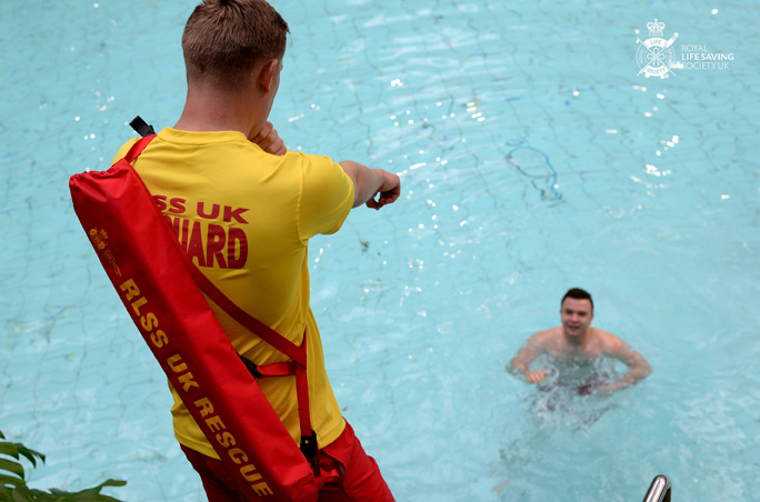 RLSS UK National Pool Lifeguard Qualification – Edge Hill University , Ormskirk , Lancashire